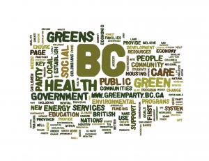 Greens platform